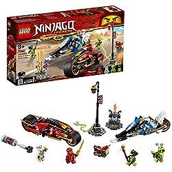 premium selection 60c56 87c6a LEGO Ninjago - Moto-lama di Kai e Moto-neve di Zane, 70667