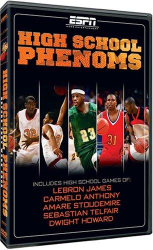 Preisvergleich Produktbild High School Phenoms [DVD] [Import]