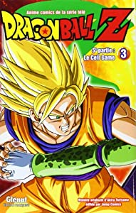 Dragon Ball Z Edition simple Cycle 5 - Cell Game - Tome 3