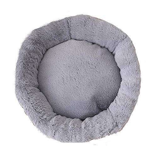 Pet Nest verdickt Warm Removable Waschbar Runde Kennel Cat Wurf Pet Bett Kleine und mittlere Hunde