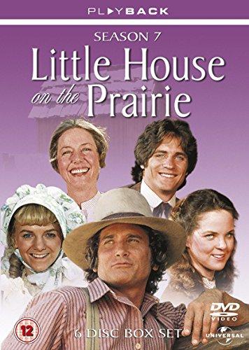 Little House On The Prairie: Season 7 [Edizione: Regno Unito] [Reino Unido] [DVD]
