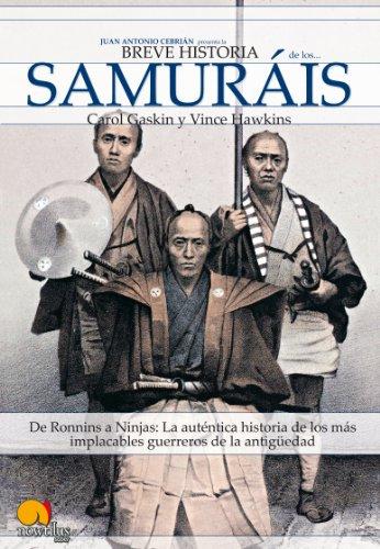 Breve historia de los samuráis por Carol Gaskin