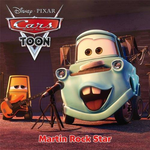 Cars Toon Martin super star du rock, Monde Enchanté