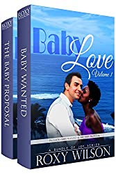 Baby Love: BWWM Interracial Romance (A Bundle of Joy Series Boxed Set Book 1) (English Edition)