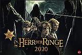Der Herr der Ringe Broschur XL Kalender 2020 -