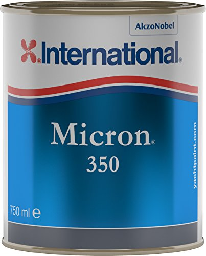 International Micron 350 Antifouling 750 ml / 2,5 l (750 ml, marine-blau)