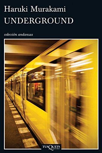 Underground (Volumen independiente nº 1)