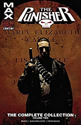 Punisher Max: The Complete Collection Vol. 2 by Garth Ennis (2016-04-12)