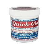 Quickway Brands Quick Glo Chrome Cleaner - 240ml Jar