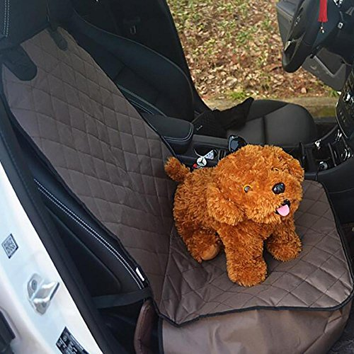 Pet Myyxt Single Seat Dog Car Seat Cover Machine Washable Durable Travel Products Made of 600D Oxford cloth