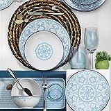 Kütahya Porselen 596614 Zeugma 24 Parça Yemek Takımı