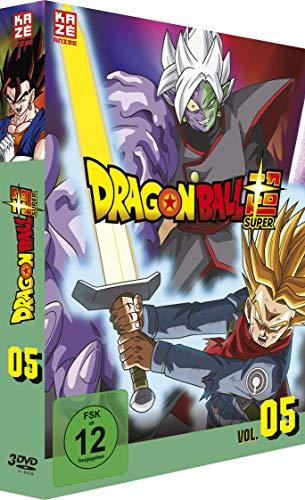 Dragonball Super - Box 5 - Episoden 62-76 [3 DVDs]