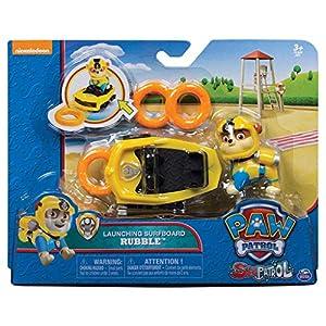 Paw Patrol Sea Patrol Deluxe Figure asst Multicolor Niño/niña - figuras de juguete para niños (Multicolor, 3 año(s), Niño/niña, Dibujos animados, Animales, Perro) , Modelos/colores Surtidos, 1 Unidad