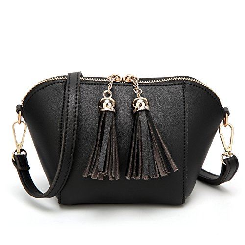 Meoaeo In Der Neuen Typ Double Shell Pop Single Schultertasche black