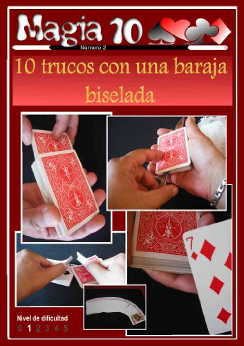 10 trucos con una baraja biselada (Magia 10 nº 2)