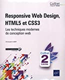 Telecharger Livres Responsive Web Design HTML5 et CSS3 Coffret de 2 livres Les techniques modernes de conception web (PDF,EPUB,MOBI) gratuits en Francaise