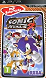 PSP ESSENTIALS SONIC RIVAL 2