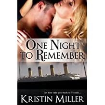 One Night to Remember (A Titanic Romance) (English Edition)