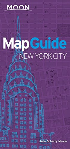 Moon MapGuide New York City - York New Mapguide