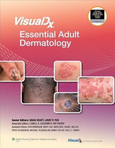 VisualDx: Essential Adult Dermatology (VisualDx: The Modern Library of Visual Medicine) (2010-04-15)
