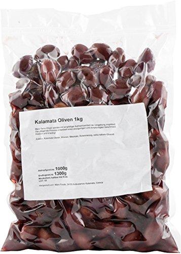 Kalamata Oliven (vakuum) 1kg