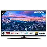 Hitachi Téléviseur de 32' (80,01cm) FHD/Smart TV:...