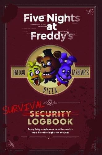 Five Nights at Freddy's: Survival Logbook par Scott Cawthon