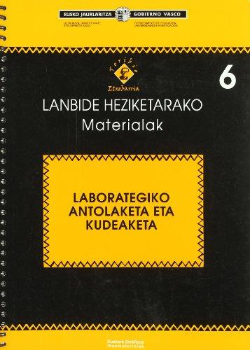 Descargar Libro Laborategiko Antolaketa Eta Kudeaketa (Lanbide Heziketarako Mater) de Maria Teresa Benitez Barquero