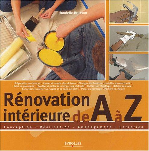 Rénovation intérieure de A à Z