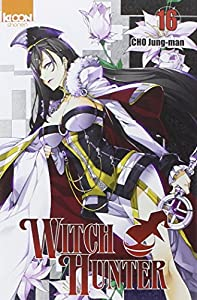 Witch Hunter Edition simple Tome 16