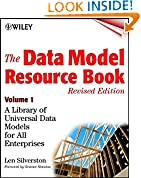 #3: The Data Model Resource Book, Volume 1: A Library of Universal Data Models for All Enterprises