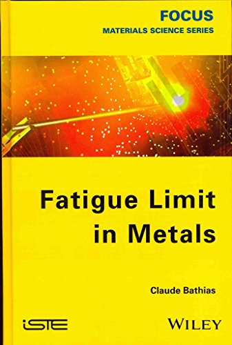 [(Fatigue Limit in Metals)] [By (author) Claude Bathias] published on (December, 2013)