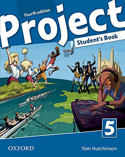 Project 4th Level 5. Student's Book