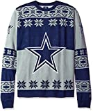 Klew NFL Big Logo Pullover Medium Dallas Cowboys