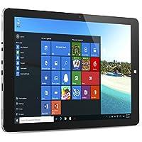 CHUWI Hi13 -13.5 inch 2 in 1 Tablet PC Windows 10 Intel Apollo Lake Celeron N3450 Quad Core 2.4Ghz / 5Ghz 4GB RAM + 64GB eMMC WiFi Dual Cameras OTG - Gris