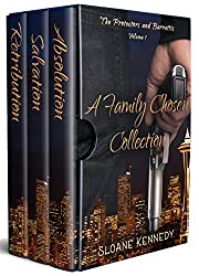 A Family Chosen Collection (Volume 1): The Protectors and Barrettis (English Edition)