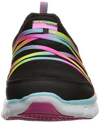 Skechers - SYNERGY - SCENE STEALER, Sneaker Donna Nero (bmlt)