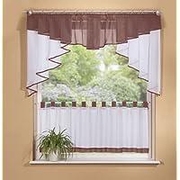 Suchergebnis auf Amazon.de für: küchengardinen - Fensterdekoration ...