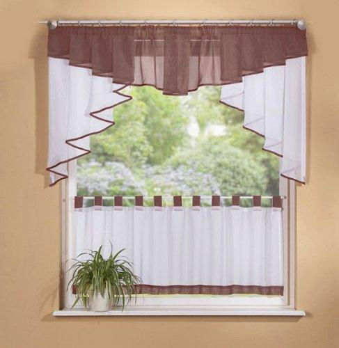 gardinen braun grun gebraucht kaufen nur 4 st bis 65 g nstiger. Black Bedroom Furniture Sets. Home Design Ideas