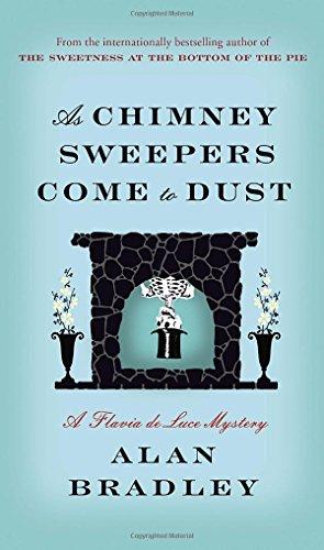Buchseite und Rezensionen zu 'As Chimney Sweepers Come to Dust' von Alan Bradley
