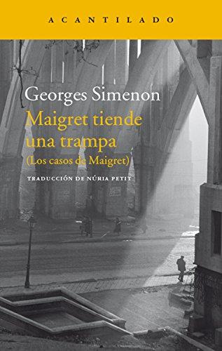 Las Investigaciones De Maigret descarga pdf epub mobi fb2