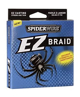 Spiderwire EZ Braid - 300 Yards by Spiderwire