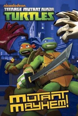 ( Author ) [ Mutant Mayhem! Teenage Mutant Ninja Turtles (Random House) By Jan-2014 Paperback (Ninja Turtle House)