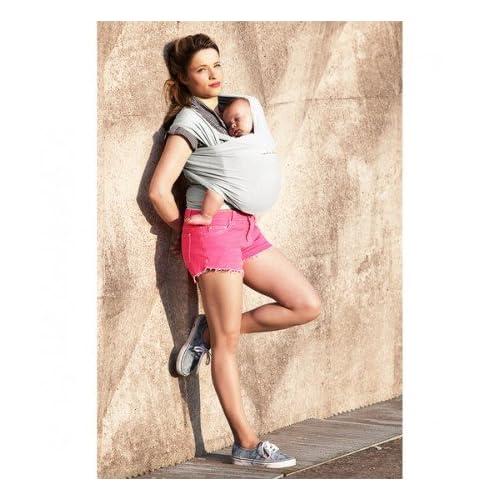 Je Porte Mon Bebé - Basic Baby Carrier, Pearl