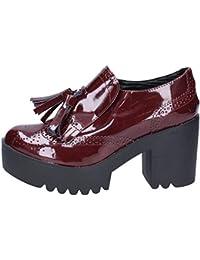 Suchergebnis auf Amazon.de für  Rote Lack - Slipper   Mokassins ... 075919ac39