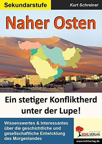 Naher Osten - Ein stetiger Konfliktherd unter der Lupe!