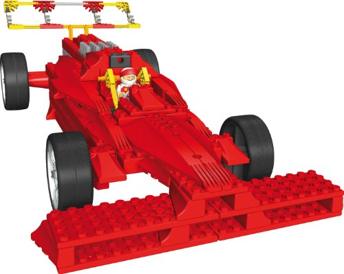 Construction Toys Tomy 71356 - K 'nex 5 + - Racecar Rally Series : Formulaire Car
