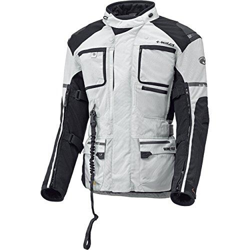 6651-00/068 XL - Held Carese APS Gore-Tex Motorcycle Jacket XL Grey Black