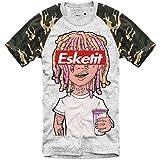 E1Syndicate T-Shirt Lil Pump ESKETIT PEEP Uzi Yachty XAN Supreme Xanax