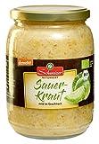 Schweizer Bio Sauerkraut, 720 ml
